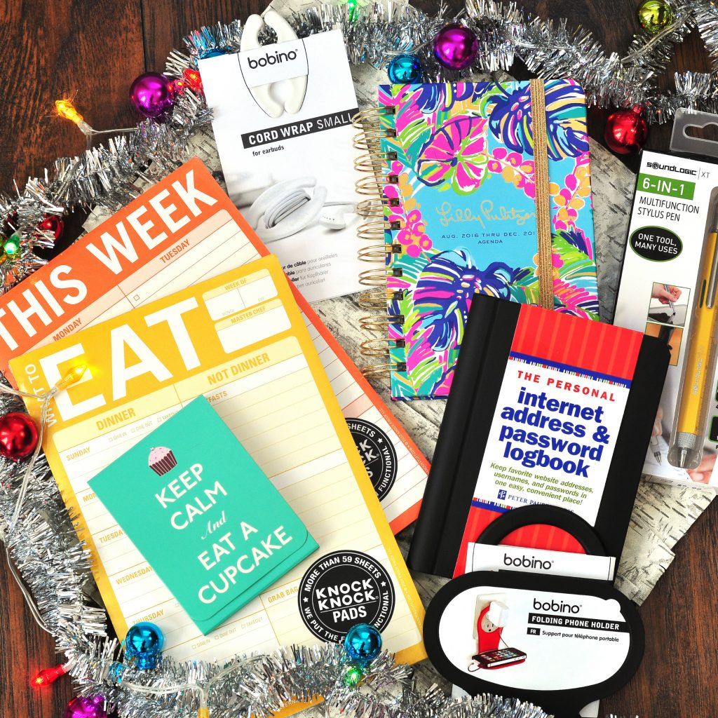 stocking stuffers for the organizationally challenged