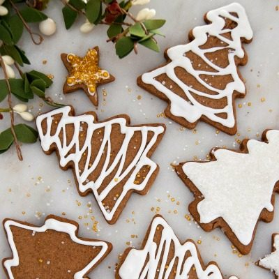 Speculoos cookies are a delicious, sweet, buttery, mildly spiced cousin of the gingerbread man. A lovely holiday cookie that's wonderful to eat and easy to decorate and share.