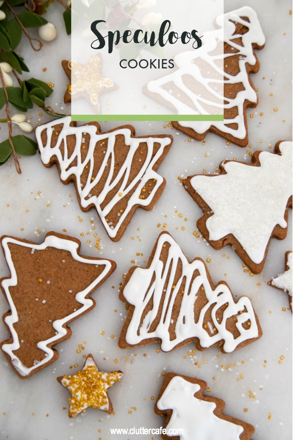 Speculoos Cookies are the sweeter, more buttery, milder spiced cousin of the gingerbread man. Wonderful to decorate, eat and share for the holidays