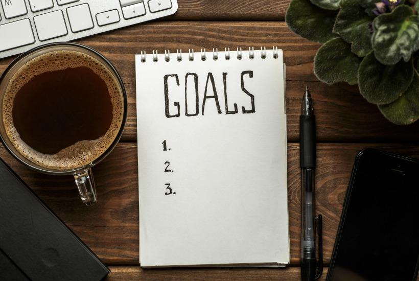 Welcome 2018 Goals