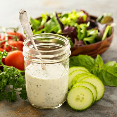 Whole30 ranch dressing and dip