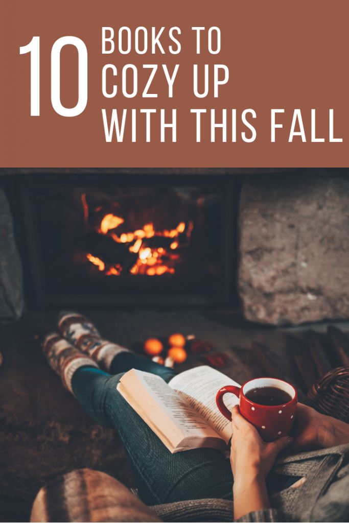 10 books to cozy up with this fall