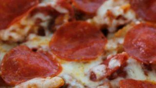One Pot Pepperoni Pizza Pasta (Aldi Meal)