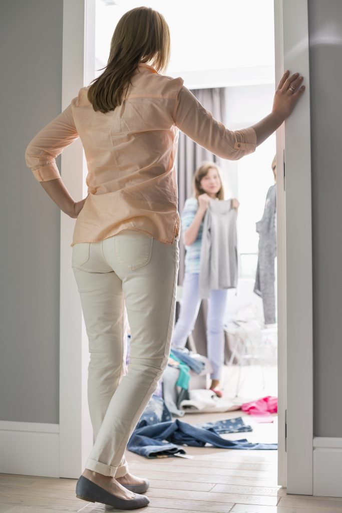 remove odor from teen bedroom