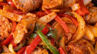 Italian Sausage and Peppers Recipe - Easy Dinner in Less Than 1 Hour