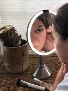 self image mirror reflection