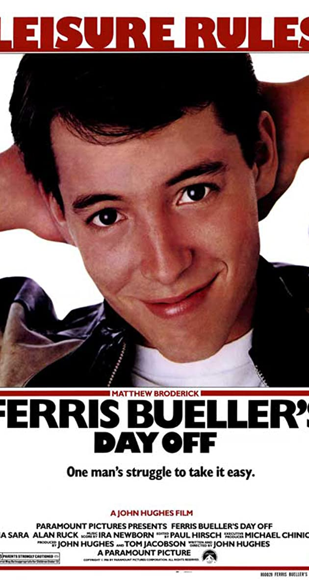 Ferris Bueller's Day Off (1986) - IMDb