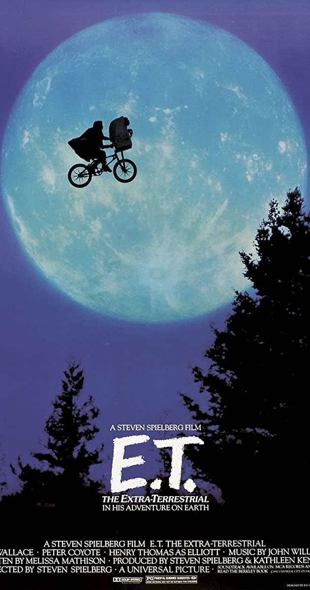E.T. the Extra-Terrestrial (1982) - IMDb