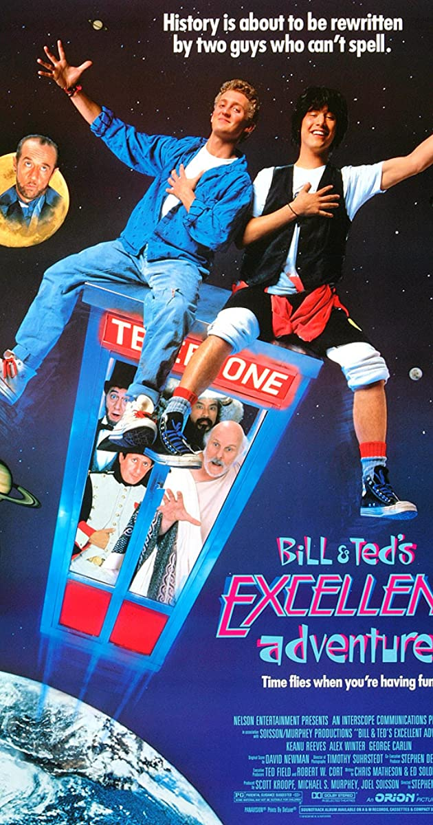 Bill & Ted's Excellent Adventure (1989) - IMDb