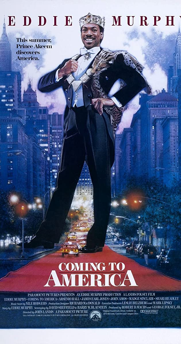 Coming to America (1988) - IMDb