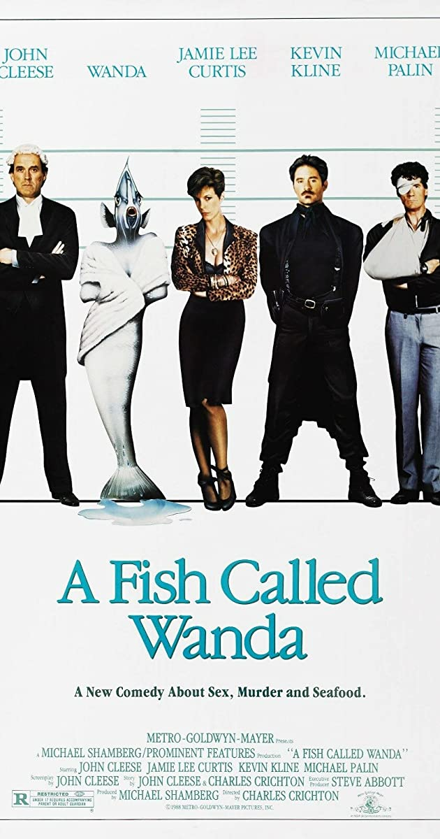 A Fish Called Wanda (1988) - IMDb