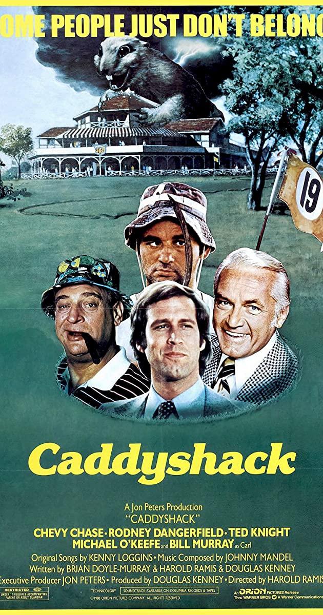 Caddyshack (1980) - IMDb