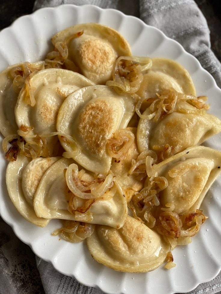 Potato Cheese Pierogi